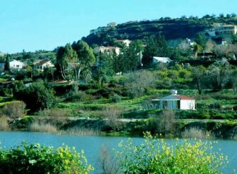 8520 SQM Land for sale in Foinikaria, Limassol
